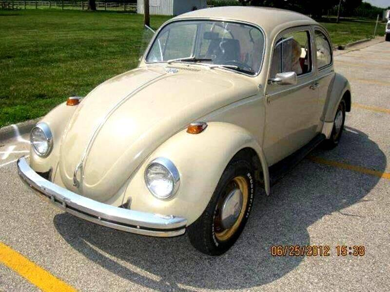 1969 Volkswagen Beetle for sale at Wayne Johnson Private Collection in Shenandoah IA