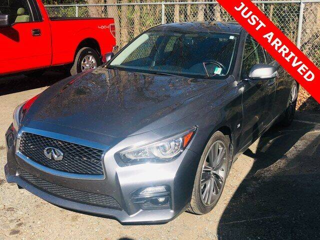 2014 Infiniti Q50 for sale at Brandon Reeves Auto World in Monroe NC