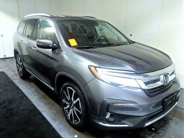 2019 Honda Pilot for sale at Hickory Used Car Superstore in Hickory NC