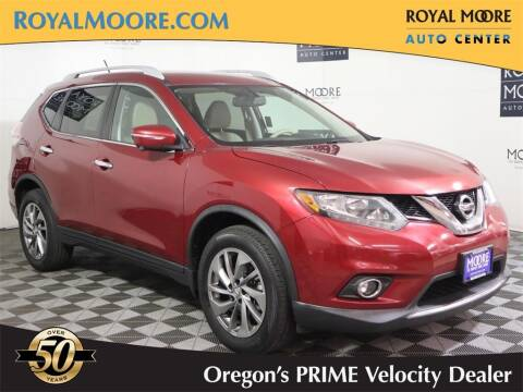 2015 Nissan Rogue for sale at Royal Moore Custom Finance in Hillsboro OR