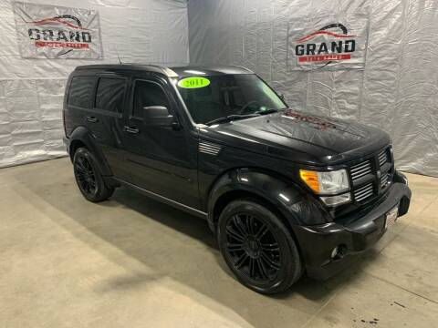 2011 Dodge Nitro for sale at GRAND AUTO SALES in Grand Island NE