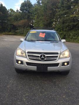 2008 Mercedes-Benz GLS for sale at Speed Auto Mall in Greensboro NC