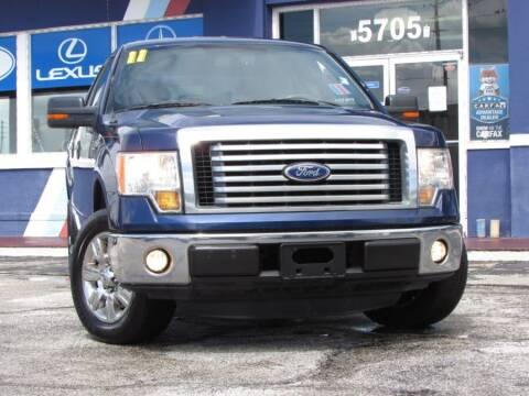 2011 Ford F-150 for sale at VIP AUTO ENTERPRISE INC. in Orlando FL
