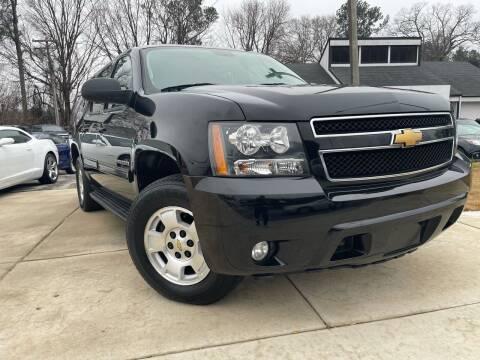 2013 Chevrolet Suburban for sale at Alpha Car Land LLC in Snellville GA