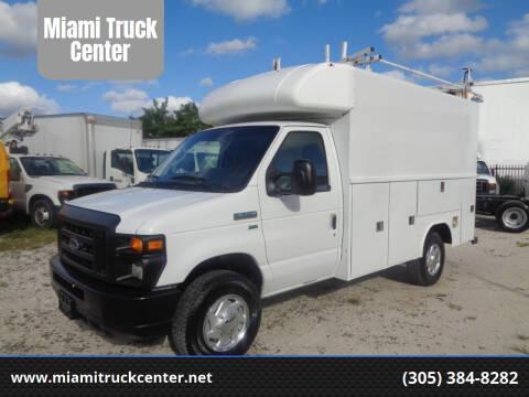 2010 Ford E-350 for sale at Miami Truck Center in Hialeah FL