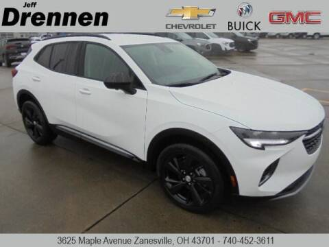 2021 Buick Envision for sale at Jeff Drennen GM Superstore in Zanesville OH