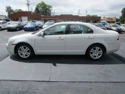 2008 Ford Fusion for sale at Taylorsville Auto Mart in Taylorsville NC