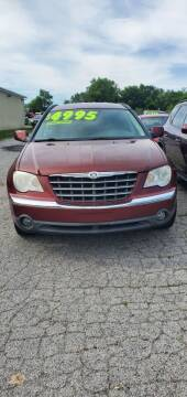 2007 Chrysler Pacifica for sale at Chicago Auto Exchange in South Chicago Heights IL