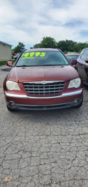 2007 Chrysler Pacifica Touring 4dr Crossover - South Chicago Heights IL