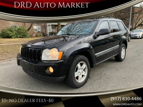 2007 Jeep Grand Cherokee for sale at DRD Auto Market in Flushing NY