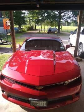 2015 Chevrolet Camaro for sale at Classic Car Deals in Cadillac MI