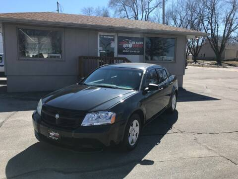 2009 Dodge Avenger for sale at Big Red Auto Sales in Papillion NE