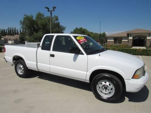 2003 GMC Sonoma for sale at Repeat Auto Sales Inc. in Manteca CA