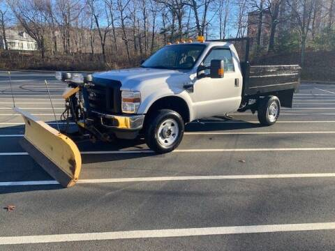 2008 Ford F-250 Super Duty for sale at LA Motors in Waterbury CT