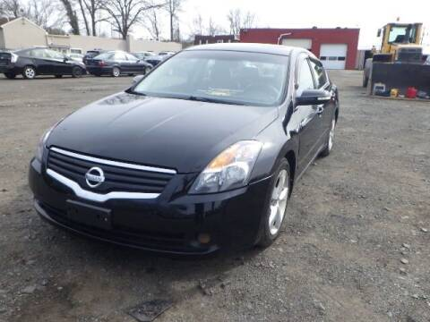 2007 Nissan Altima for sale at GLOBAL MOTOR GROUP in Newark NJ