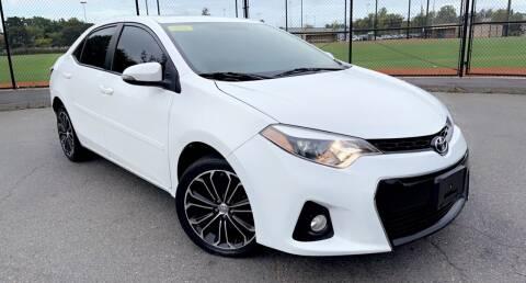2016 Toyota Corolla for sale at Maxima Auto Sales in Malden MA