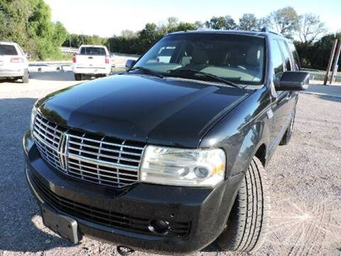 2010 Lincoln Navigator for sale at ABAWA & SONS in Wylie TX