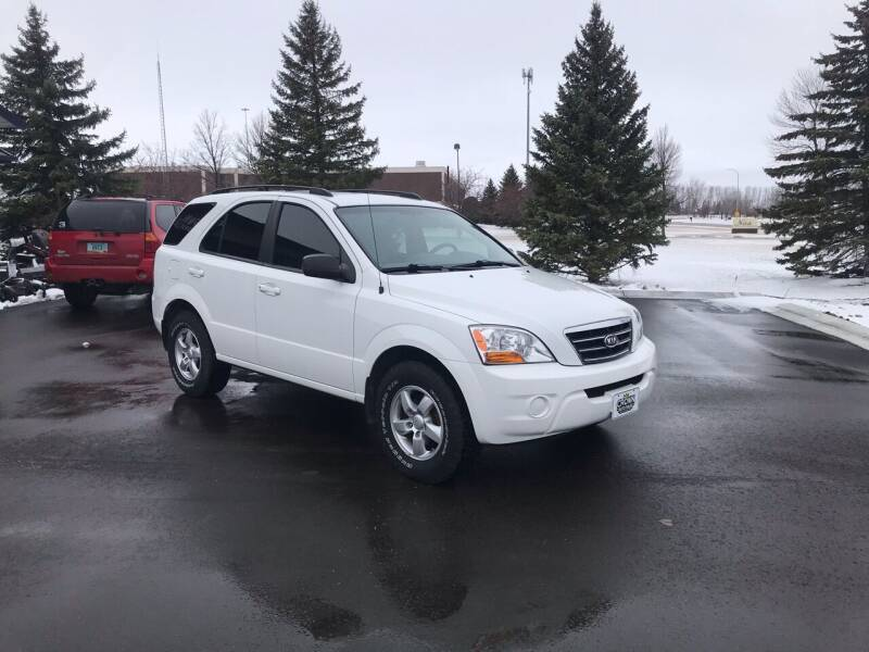 2008 Kia Sorento for sale at Crown Motor Inc in Grand Forks ND