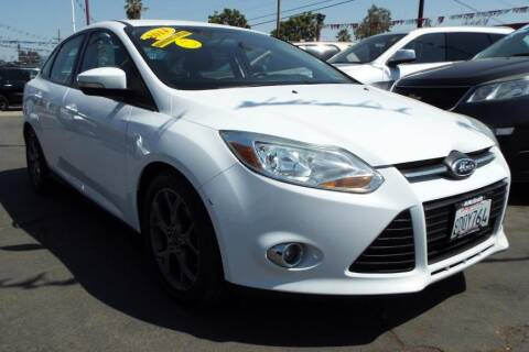 2014 Ford Focus for sale at 559 Motors in Fresno CA