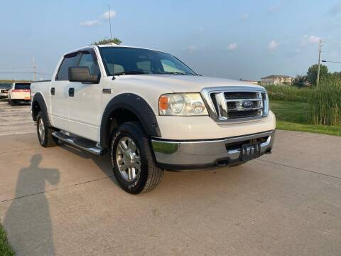 2008 Ford F-150 for sale at QUAD CITIES AUTO SALES in Milan IL