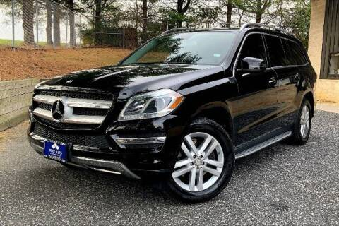 2013 Mercedes-Benz GL-Class for sale at TRUST AUTO in Sykesville MD