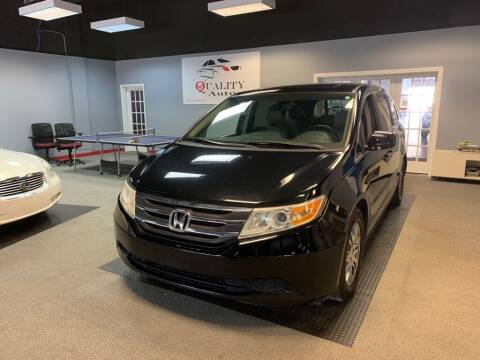 2013 Honda Odyssey for sale at Quality Autos in Marietta GA