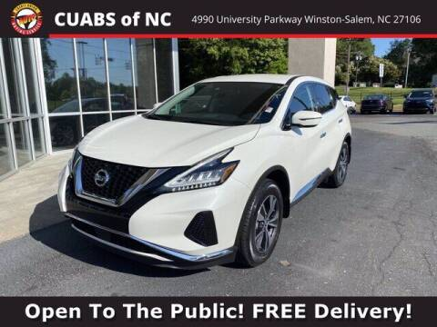 2020 Nissan Murano for sale at Credit Union Auto Buying Service in Winston Salem NC