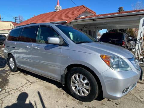 2010 Honda Odyssey for sale at ELITE MOTOR CARS OF MIAMI in Miami FL