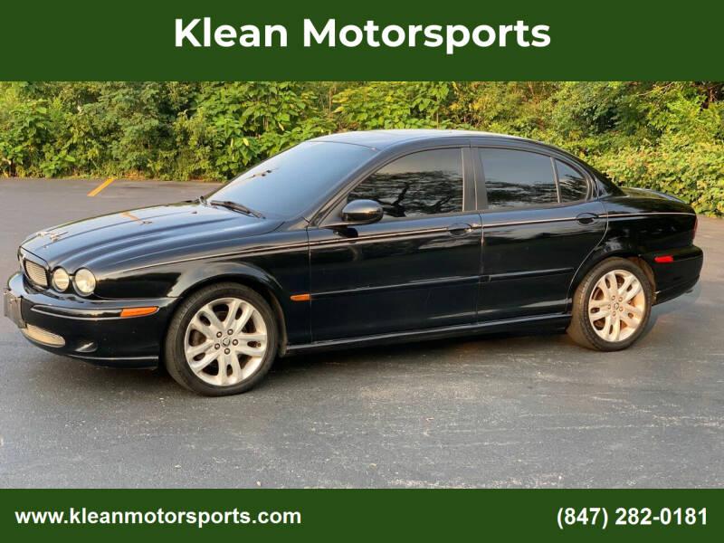 2006 Jaguar X-Type for sale at Klean Motorsports in Skokie IL
