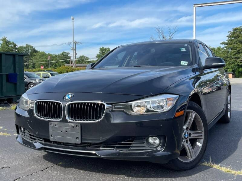 2015 BMW 3 Series for sale at MAGIC AUTO SALES in Little Ferry NJ