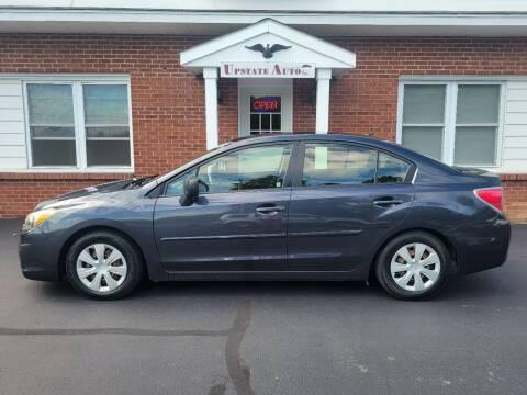 2013 Subaru Impreza for sale at UPSTATE AUTO INC in Germantown NY