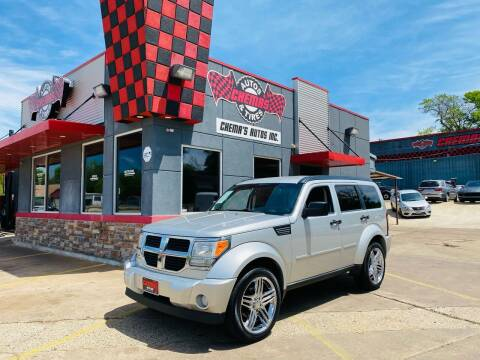 2010 Dodge Nitro for sale at Chema's Autos & Tires in Tyler TX