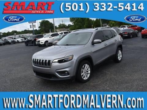 2019 Jeep Cherokee for sale at Smart Auto Sales of Benton in Benton AR