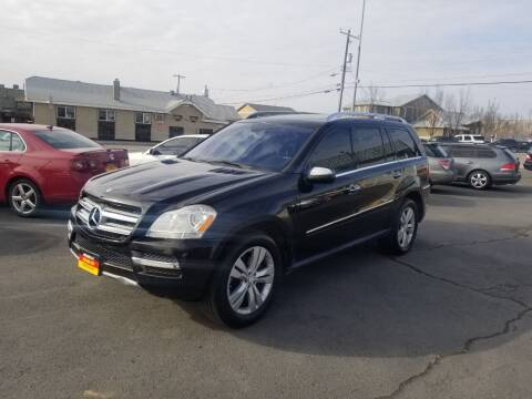 2010 Mercedes-Benz GL-Class for sale at Cool Cars LLC in Spokane WA