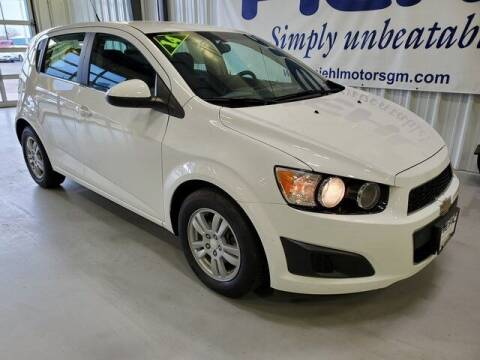 2014 Chevrolet Sonic for sale at Piehl Motors - PIEHL Chevrolet Buick Cadillac in Princeton IL