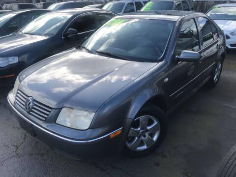 2004 Volkswagen Jetta for sale at American Dream Motors in Everett WA