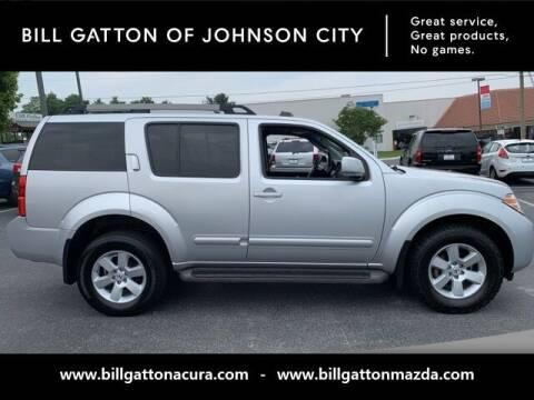 2008 Nissan Pathfinder for sale at Bill Gatton Used Cars - BILL GATTON ACURA MAZDA in Johnson City TN