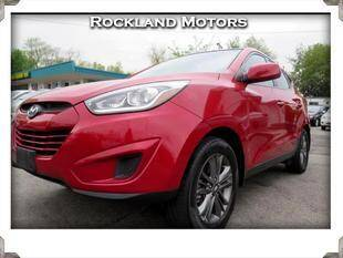 2015 Hyundai Tucson for sale at Rockland Automall - Rockland Motors in West Nyack NY