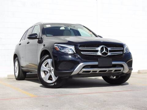 2018 Mercedes-Benz GLC for sale at Joe Myers Toyota PreOwned in Houston TX
