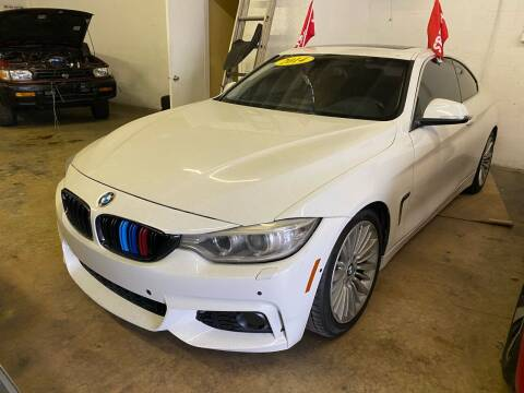 2014 BMW 4 Series for sale at Dream Cars 4 U in Hollywood FL