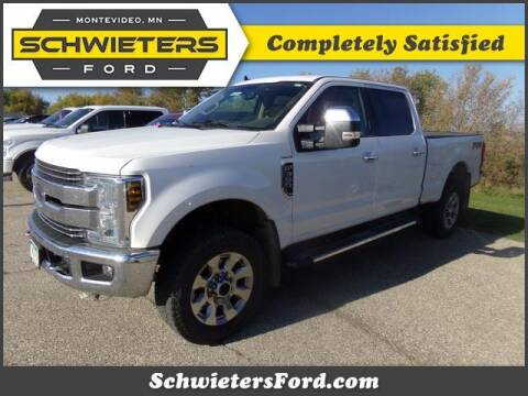2019 Ford F-350 Super Duty for sale at Schwieters Ford of Montevideo in Montevideo MN
