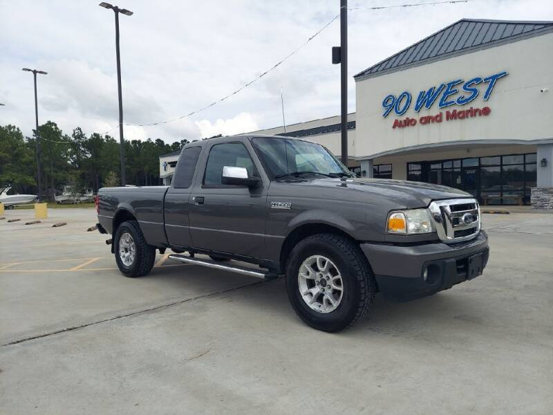 2011 Ford Ranger for sale at 90 West Auto & Marine Inc in Mobile AL