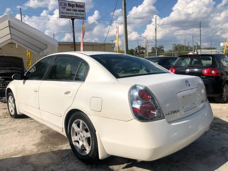 2005 Nissan Altima for sale at Mego Motors in Orlando FL