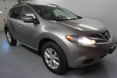 2011 Nissan Murano for sale at World Auto Net in Cuyahoga Falls OH