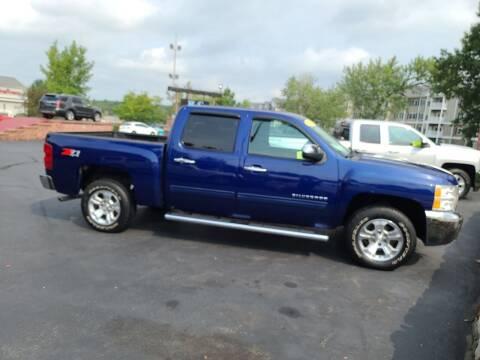 2012 Chevrolet Silverado 1500 for sale at R C Motors in Lunenburg MA