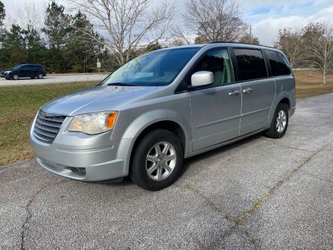 2008 Chrysler Town and Country for sale at Front Porch Motors Inc. in Conyers GA