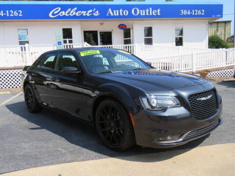 2015 Chrysler 300 for sale at Colbert's Auto Outlet in Hickory NC
