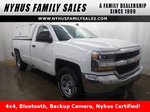 2016 Chevrolet Silverado 1500 for sale at Nyhus Family Sales in Perham MN