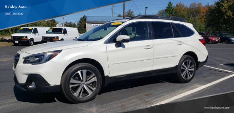 2018 Subaru Outback for sale at Healey Auto in Rochester NH