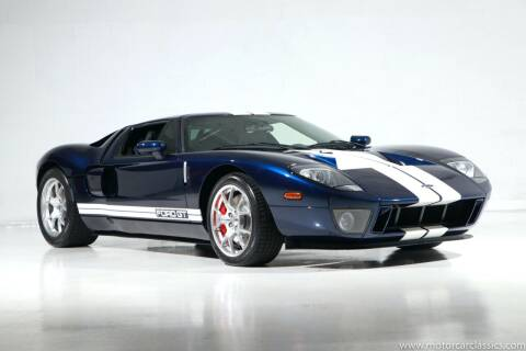 2006 Ford GT for sale at Motorcar Classics in Farmingdale NY